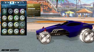 Titanium White Draco