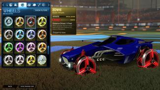 Crimson Zowie: Infinite