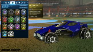 Grey Ultralex