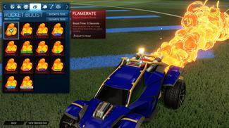 Flamerate