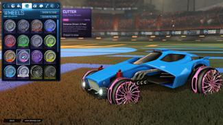 Pink Cutter
