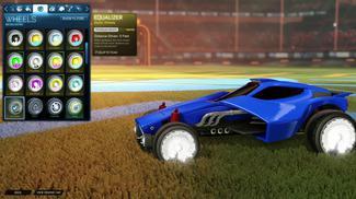 Titanium White Equalizer