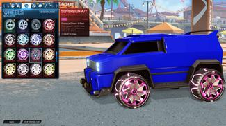 Pink Sovereign A/T