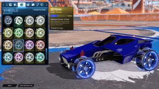 Cobalt Zefram: Infinite