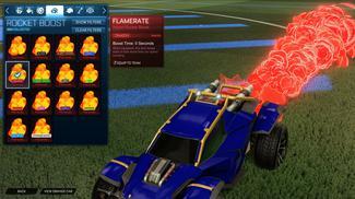 Crimson Flamerate