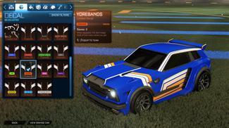 Orange Yorebands [Fennec]