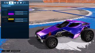Anodized Pearl