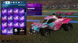 Titanium White Trigon