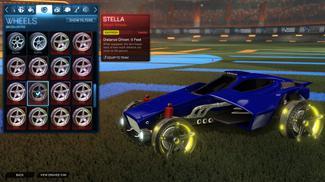 Saffron Stella