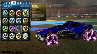 Pink Zowie: Infinite