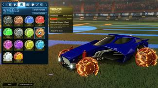 Orange Tremor: Inverted