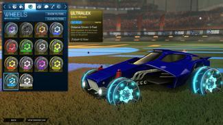 Sky Blue Ultralex