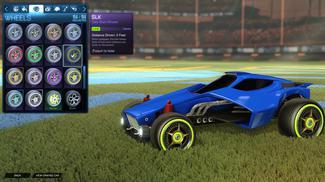 Lime SLK