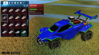 Forest Green Octane