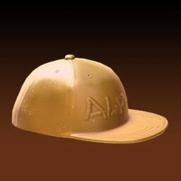 (Alpha Reward) Gold Cap