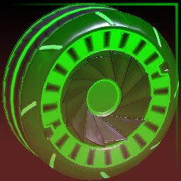 Forest Green Asik: Infinite