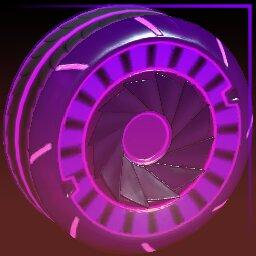 Purple Asik: Infinite
