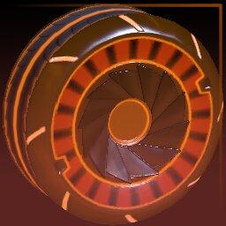 Burnt Sienna Asik: Infinite