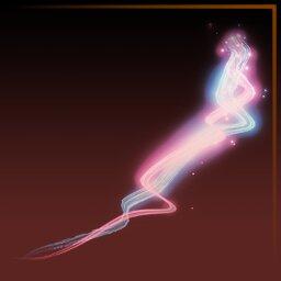 Burnt Sienna Comet