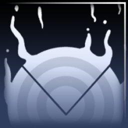 Titanium White Splatter [Dominus GT]