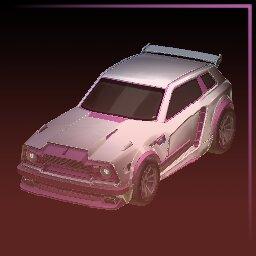 Pink Fennec