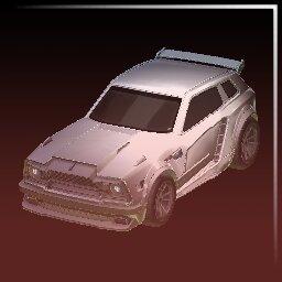 Titanium White Fennec