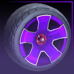 Purple Fireplug