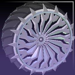 Grey Glaive