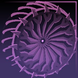 Pink Glaive: Inverted