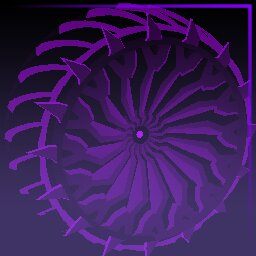 Purple Glaive: Inverted