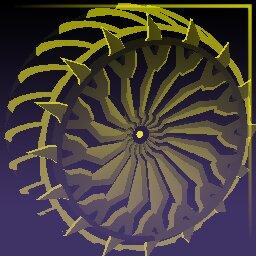 Saffron Glaive: Inverted