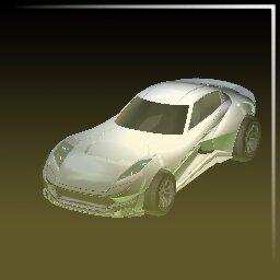 Titanium White Komodo