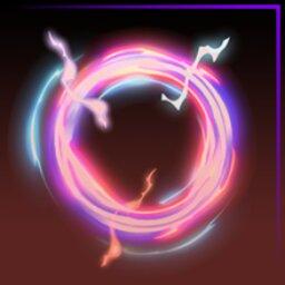 Purple Magic Missile