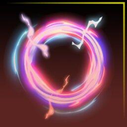 Saffron Magic Missile