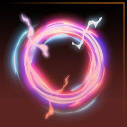 Burnt Sienna Magic Missile