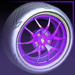 Purple Nipper