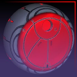 Crimson Orbit