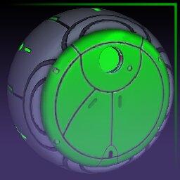 Forest Green Orbit