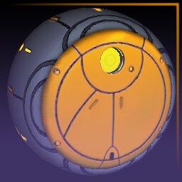Orange Orbit