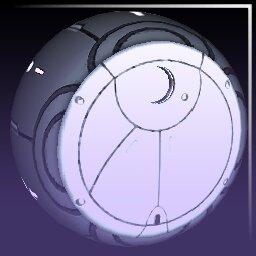 Titanium White Orbit