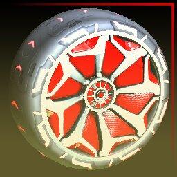 Crimson Santa Fe
