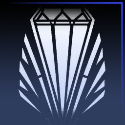 Cobalt Faceted [Sentinel]