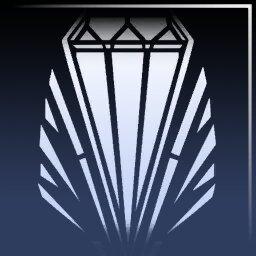 Titanium White Faceted [Sentinel]