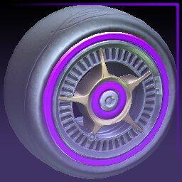Purple SLK