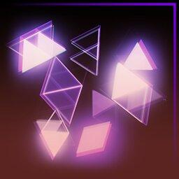 Purple Synthwave
